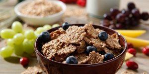 Πρωινό για τη δυσκοιλιότητα Δημητριακά