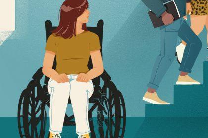 Για το κοινωνικό μοντέλο, η αναπηρία δεν είναι τίποτα άλλο από μια «κοινωνική κατασκευή»