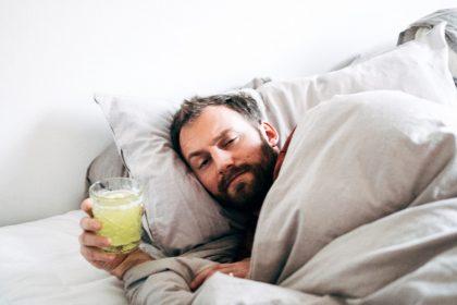 Πόνος στα πόδια - Άρρωστος άνδρας