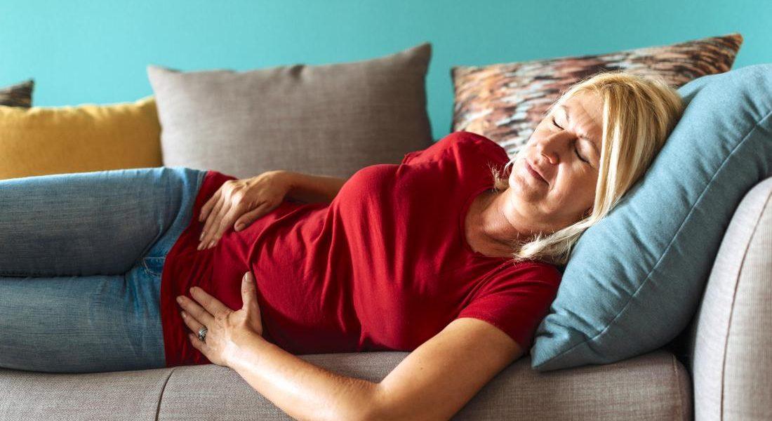 Κύστη στην ωοθήκη κατά την εμμηνόπαυση