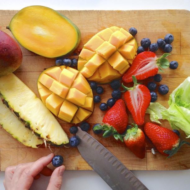 Κομμένα φρούτα