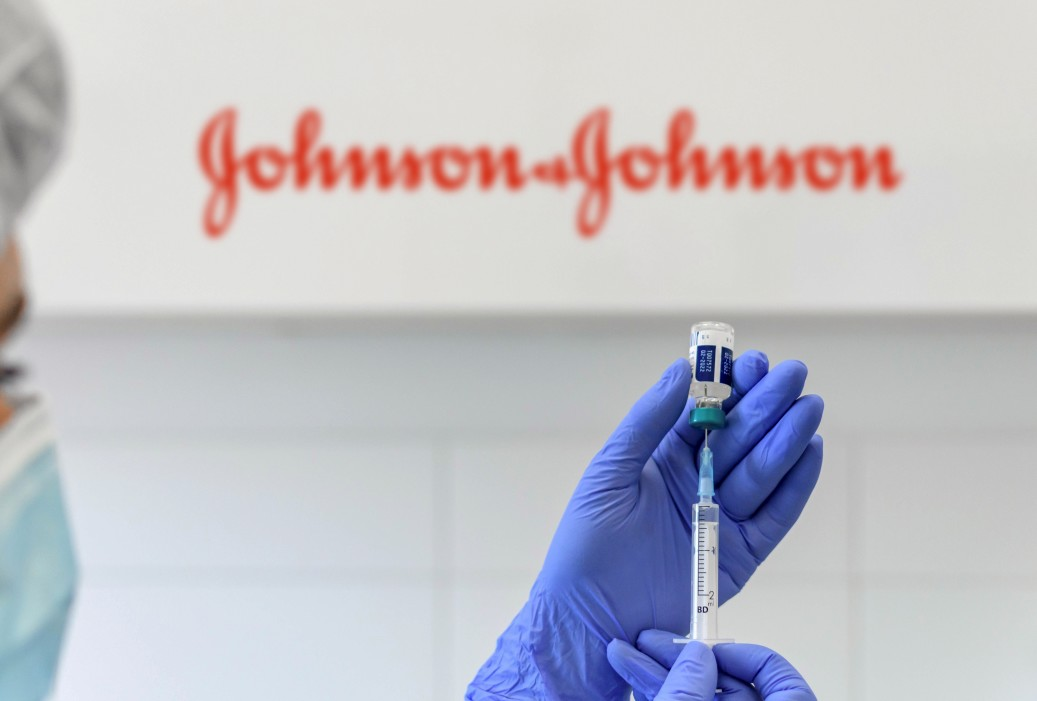 J&J εμβόλιο κατά του Covid και συσχέτιση ρομβώσεων