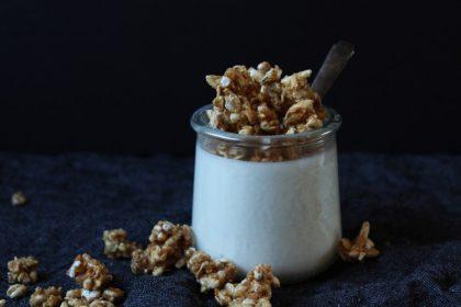 πρωτεΐνη στο γιαούρτι