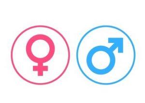 Σύμβολα δύο φύλων