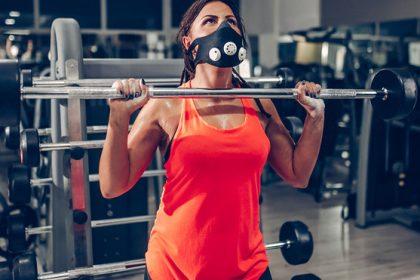 Γυμναστήρια: Υποχρεωτική η διπλή μάσκα και τα self tests