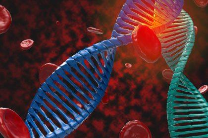 θαλασσαιμία dna αιματολογική κληρονομική διαταραχή