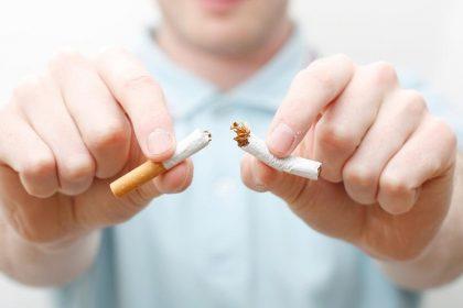 Κόψιμο τσιγάρου