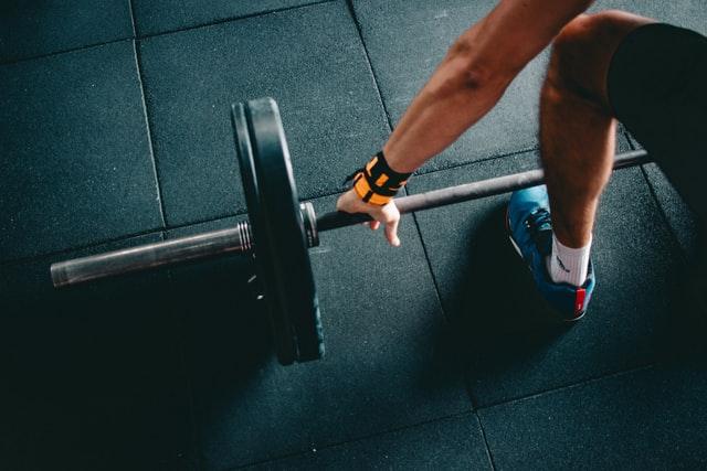 Γυμναστική με βάρη