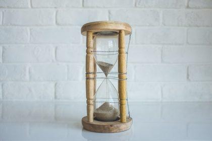 Κλεψύδρα - χρόνος