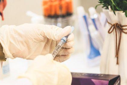botox θεραπεία ένεση στο πρόσωπο