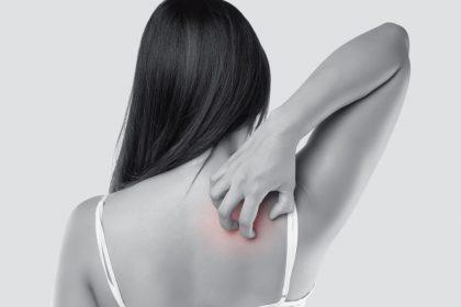 Σπυράκια από ακάρεα προκαλούν αλλεργια και φαγούρα