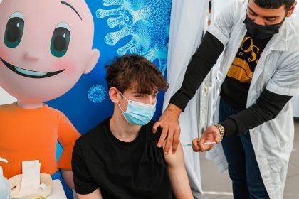 Ανοίγει σήμερα η πλατφόρμα εμβολιασμού για παιδιά 15-17 ετών