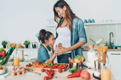 Διατροφή για εγκύους