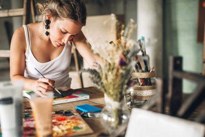 Χόμπι για ψυχοθεραπεία - Ζωγραφική