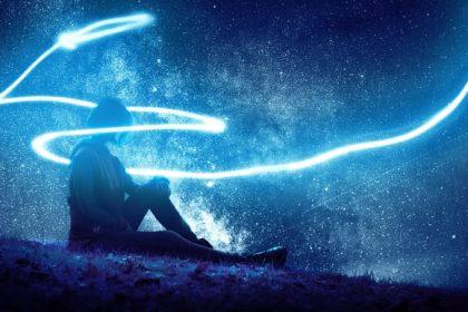 όνειρα ερμηνεία μπλε φως
