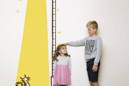 Ιδανικό βάρος ανά ύψος και ηλικία παιδιού