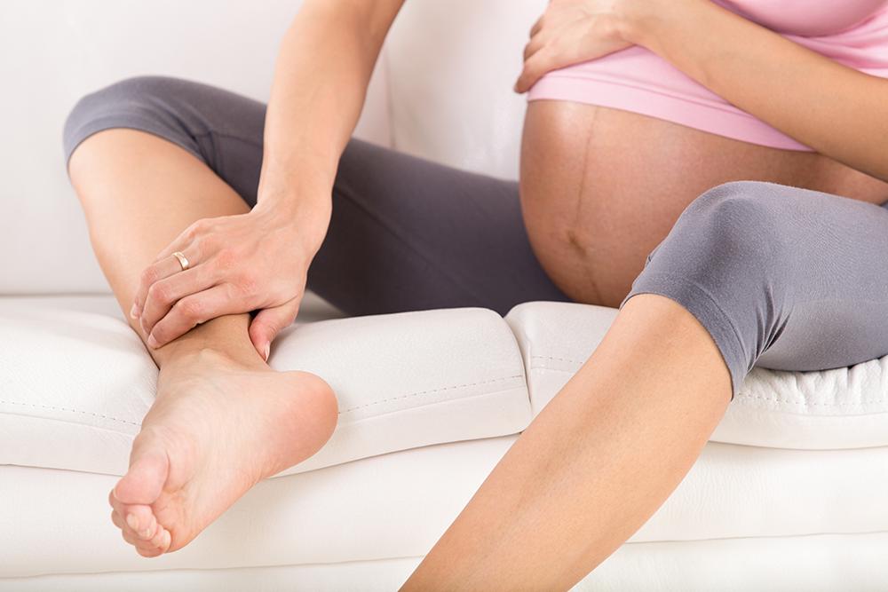 Θρόμβωση στο πόδι στην εγκυμοσύνη