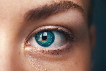 πετάρισμα ματιού βλεφαρόσπασμος μυοκυμία