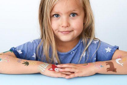Αυτοκόλλητα τατουάζ