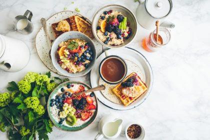 Yγιεινά πρωινά με λίγες θερμίδες