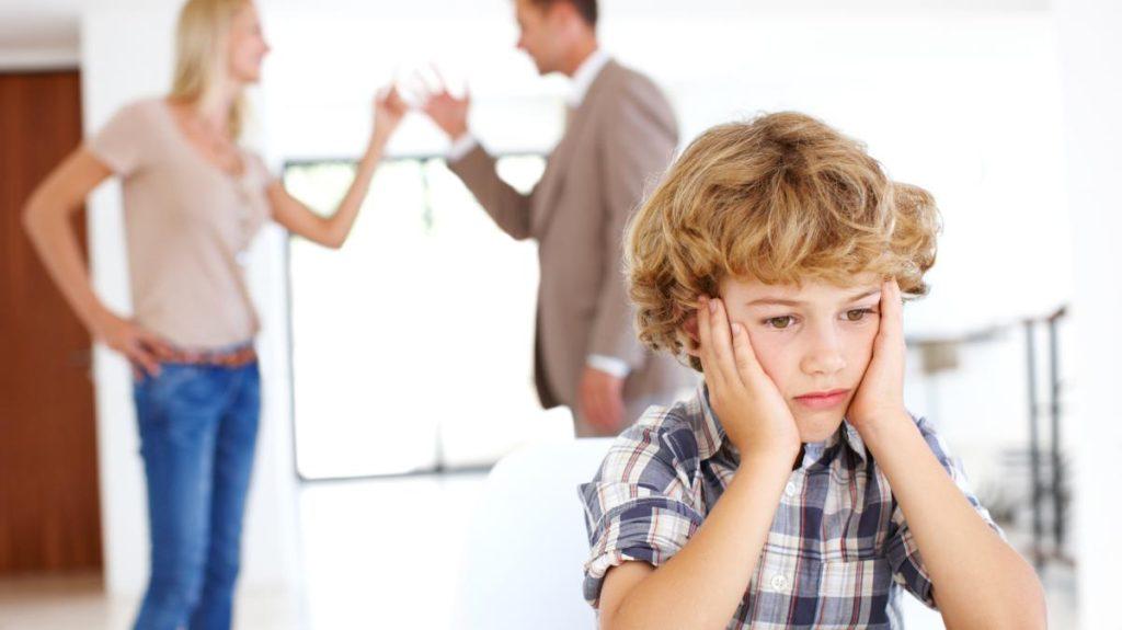 Χωρισμός γονιών - παιδί
