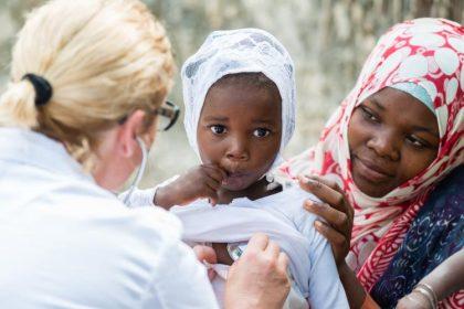 ελονοσίας -Αφρική εμβόλιο
